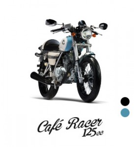 Mash cafe racer 125 en vente au garage Rock and Road à Genève