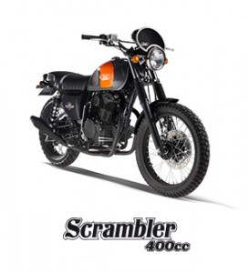Mash scrambler 400 en vente au garage Rock and Road à Genève
