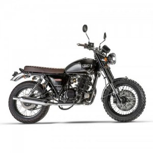 MASH - 250 TWO FIFTY ABS Noir Une marque moto Rock and Road (Genève)