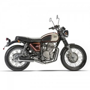 MASH - FIVE HUNDRED ABS brun Une marque moto Rock and Road (Genève)