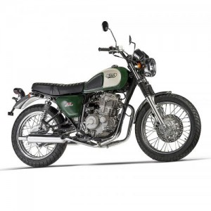 MASH - FIVE HUNDRED ABS green Une marque moto Rock and Road (Genève)
