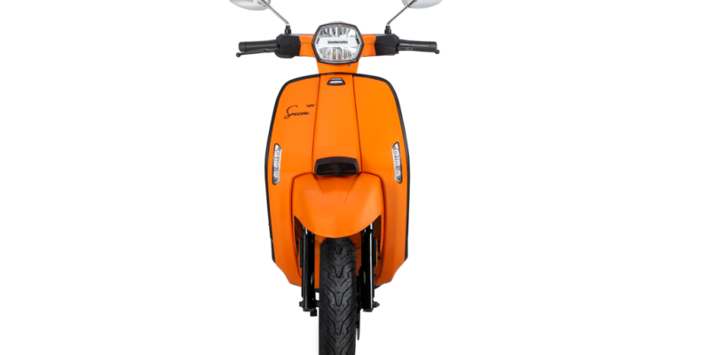 Scooter Lambretta V Special 125 Orange