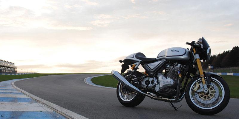 Moto Norton Commando