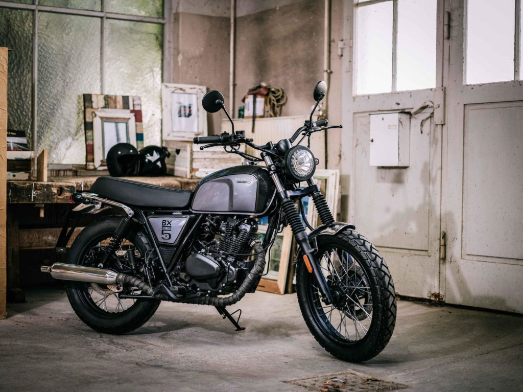 Moto Brixton BX 125
