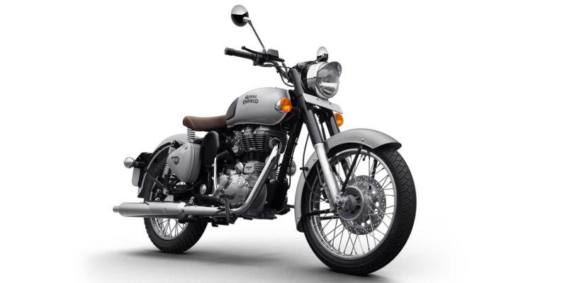 Moto Royal Enfield Classic Gunmetal
