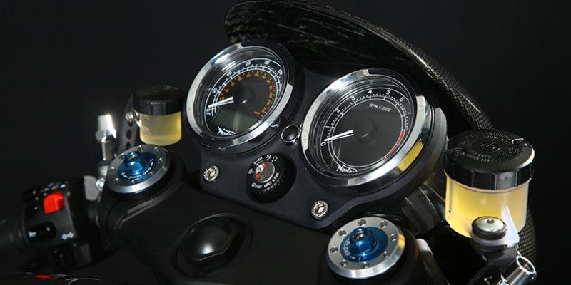 Compteur Moto Norton Dominator