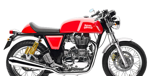 Moto Royal Enfield Continental GT